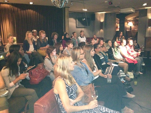 The Digital Industry Females Event