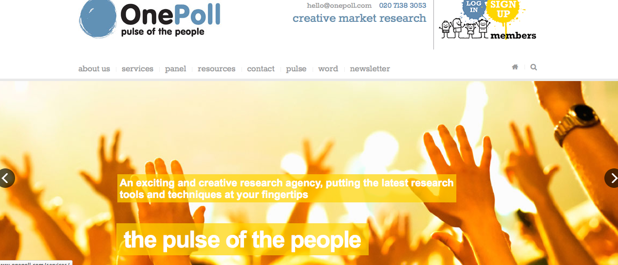 One Poll