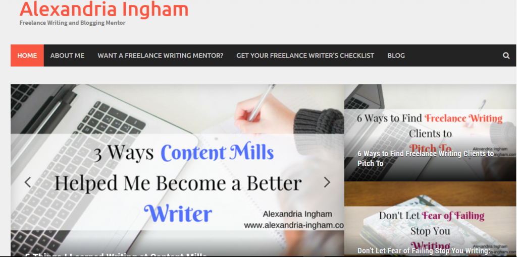 10 of the best blogs about writing