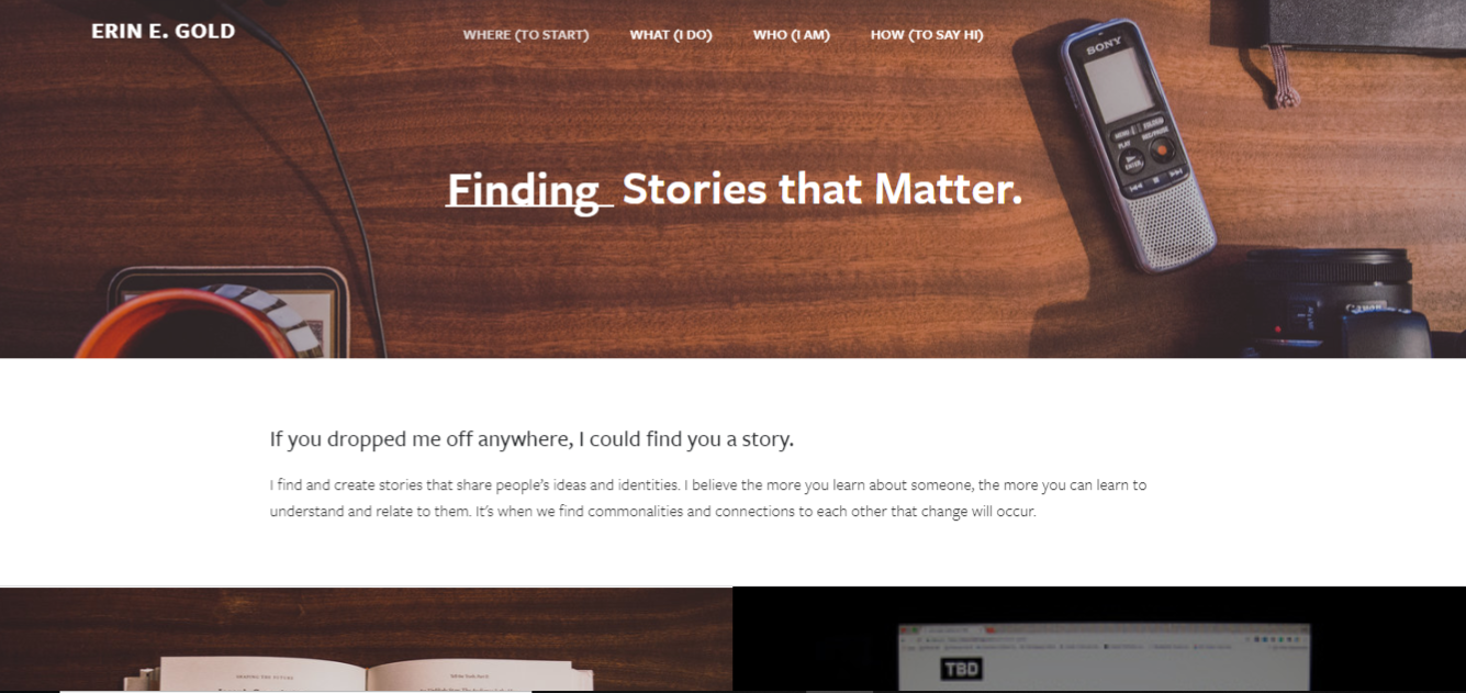 7 of the best Squarespace templates for writers Copify blog 2
