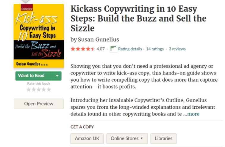 The best copywriting books for beginners - Copify blog 3