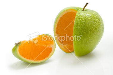 Apple/Orange