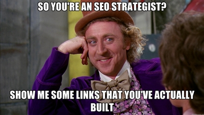 SEO strategist