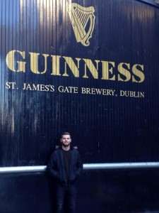 I did enjoy my trip to the Guinness Storehouse!